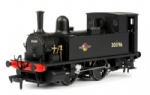Dapol 4S-018-005 B4 0-4-0T 30096 BR Late Crest (DCC-Fitted)